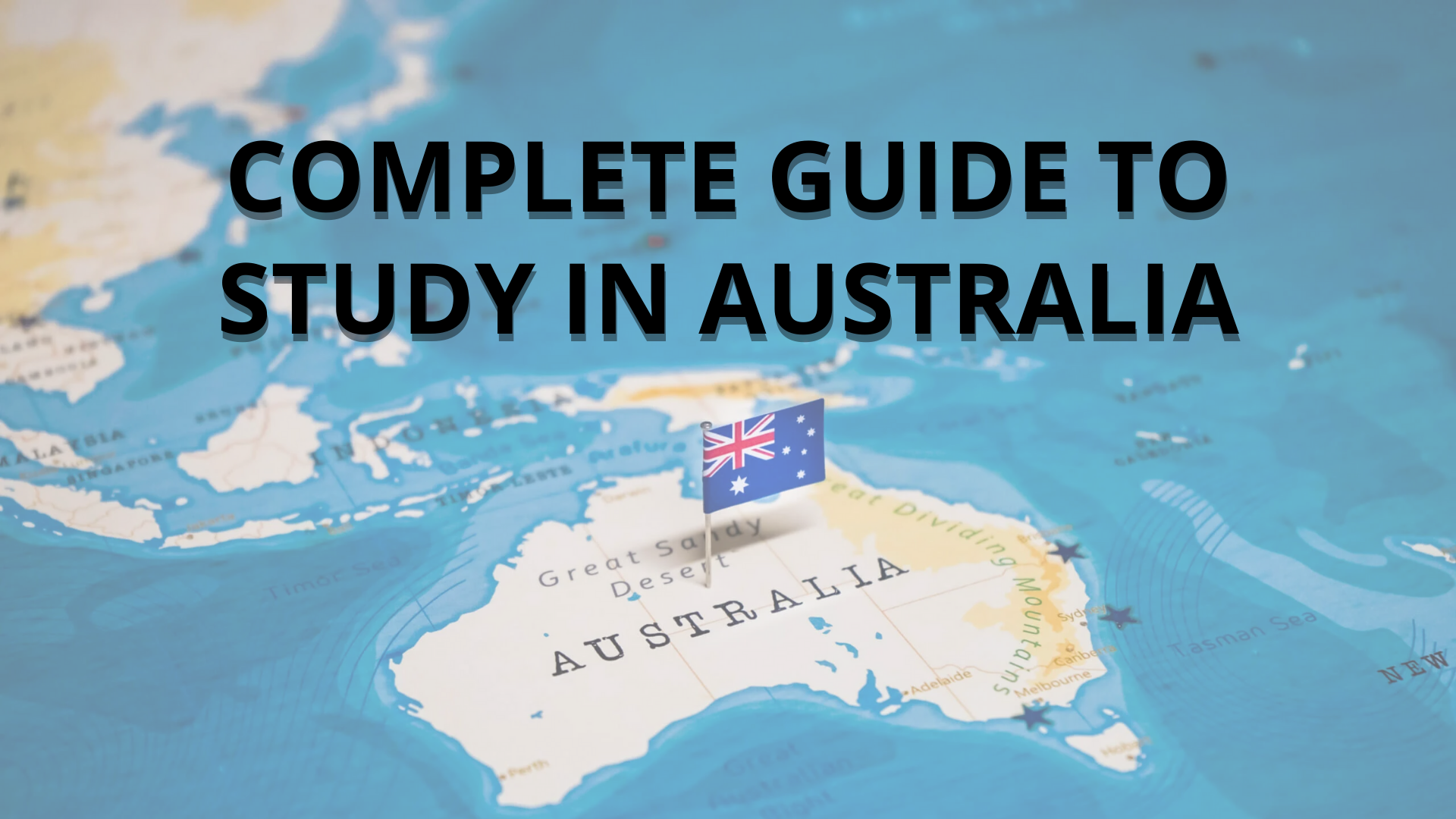 Comprehensive Guide to Study in Australia   Study Abroad
